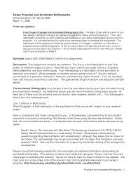 Annotated Bibliography Example  The OWL at Purdue   Annotated Bibliography Example