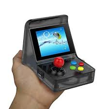 A6(FC arcade) Game Console Built in <b>1 pcs</b> Games <b>3 inch inch</b> New ...