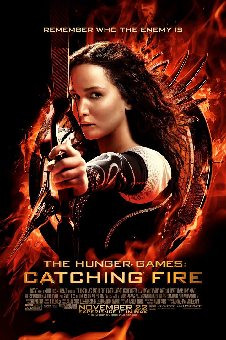 The Hunger Games Catching Fire (2013) {Hindi-English} 480p | 720p | 1080p