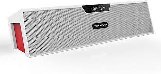 TECEVO® <b>T7 Bluetooth</b> Wireless Speaker 10W RMS, Multi ...