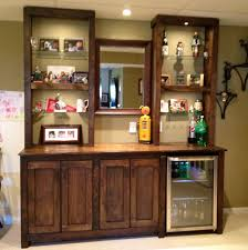comfy vintage bar cabinet ideas bar furniture designs