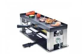 <b>Раклетница Solis Table Grill</b> 4 in 1