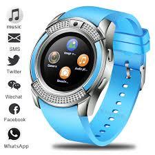 <b>LIGE</b> 2019 New <b>Smart Watch</b> Supports SIM TF card Bluetooth ...