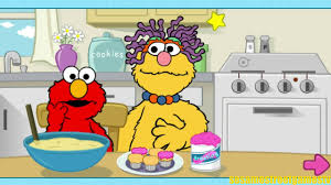 sesame street elmo s special cupcakes babysitting game family sesame street elmo s special cupcakes babysitting game family entertainment