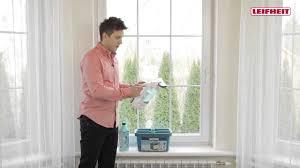 <b>Щетка Leifheit</b> автоматическая для мытья окон 51113 - YouTube