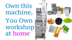 <b>low</b> cost <b>pouch</b> packaging machine for grain powder electricity ...