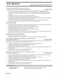 nanny resume templates template example of a builder for it