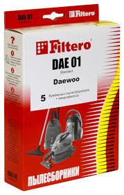 <b>Пылесборник Filtero</b> Standard <b>DAE</b> 01 14830b3f купить по ...