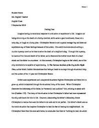 literary analytical essay example literary analysis of seize the    of literary essay example