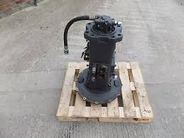<b>kawasaki</b> kpm hydraulic pump taken off a case cx210b / <b>free</b> uk ...