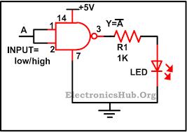 basic logic gates using nand gate details about gates and design basic logic gates using nand gate nand gatecircuit diagramdetails