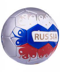 Купить <b>мяч</b> футбольный <b>jogel russia</b> №5 по цене 640 руб. р. в ...