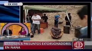 Resultado de imagen para noticieros policiacos de la televisión peruana