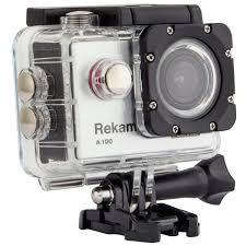 Видеокамера <b>экшн Rekam A100</b> - характеристики, техническое ...