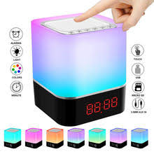 Touch <b>Smart Led Night Light</b> with Bluetooth Speaker reviews ...