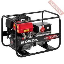 <b>Бензиновый генератор HONDA ECT 7000 K1</b> RG — купить в ...