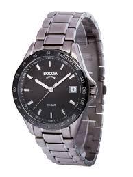 Наручные <b>часы BOCCIA</b> TITANIUM — купить в интернет ...