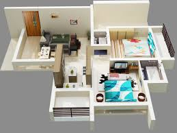 floor plan for modern home awesome 3d floor plan free home design