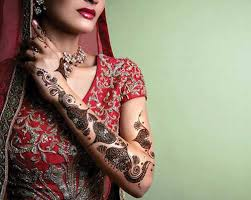Bridal mehndi for your Wedding Ceremony.