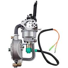 HIPA Generator Dual Fuel Carburetor LPG CNG ... - Amazon.com