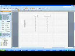 visio sequence diagram stencil