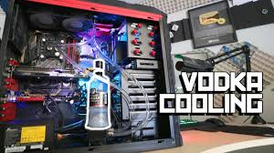 The <b>vodka</b> cooled PC