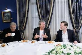 Russia's Medvedev hosts his idols <b>Deep Purple</b> - Reuters