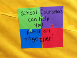 school counselor blog feeling puzzled school counselors can help school counselors can help you put it all together bulletin board