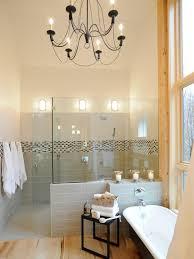 view in gallery bathroom lighting 3 bathroom chandelier lighting ideas