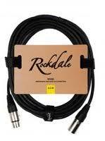 «<b>ROCKDALE</b> MC001.20 Микрофонный <b>кабель</b> с разъёмами <b>XLR</b> ...