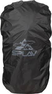"""<b>Накидка на рюкзак</b> """"<b>Сплав</b>"""", цвет: черный, 45-60 л — купить в ..."""