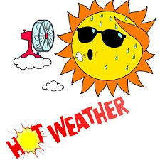 Image result for hot weather images