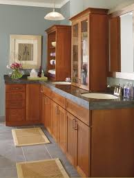 pecan kitchen cabinets wrights x