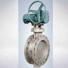 Flange Triple Eccentric <b>Metal</b> Seal <b>Stainless Steel</b> Disc <b>Butterfly</b> Valve