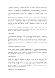 resignation letters how write professional best professional resignation letters how write professional how write resignation letter for school teacher how write teacher resignation