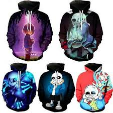 Details zu Undertale Sans <b>Men Women 3D Hoodies</b> Sweatshirts ...