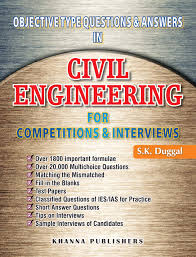 khanna civil engineering through objective type questions answers