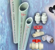 Cung cấp các loại ống nước chính hãng tại miền Bắc