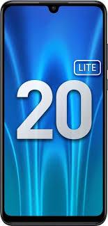 Купить <b>Смартфон HONOR 20 Lite</b> 128Gb, черный в интернет ...