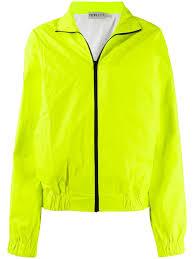 Fiorucci - куртка-бомбер Tyvek - для женщин - Полиэтилен ...