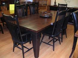 chair dining room tables rustic chairs:  images about dining table on pinterest stains black chairs and trestle table