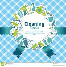 cleaning service stock vector image  cleaning service