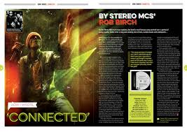 How I wrote '<b>Connected</b>' by <b>Stereo MCs</b>' Rob Birch – Songwriting ...