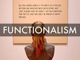 essay on functionalism