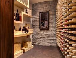 wine cellar view in gallery horizontal wooden racks make for a cool addition awesome wine cellar