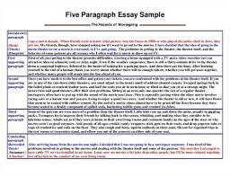 paragraph narrative essay template pdf   homework for you paragraph narrative essay   scribd   read unlimited books