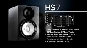 <b>Профессиональная акустическая</b> система <b>Yamaha</b> cерии HS ...