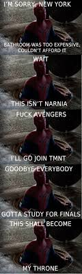 Memes Vault Amazing Spiderman Movie Meme via Relatably.com