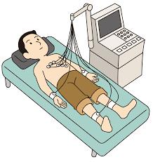 「心電図検査」の画像検索結果