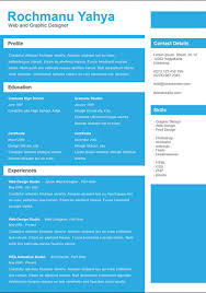 one page resume template   handybyteclean one page resume template